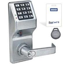 High Security Locks Installation