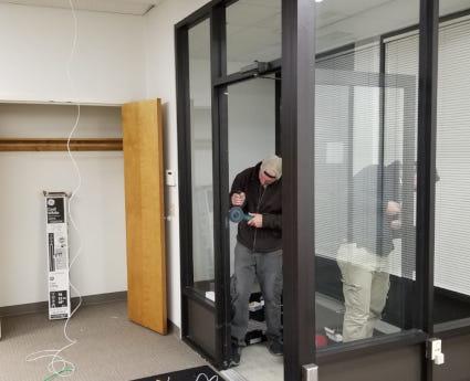 office_door repair
