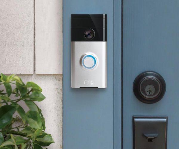 Video Doorbell Camera Installation